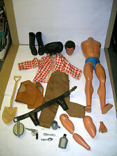 Ceji Group Action Joe action man gi joe le cow-boy hasbro 1975 vintage occasion