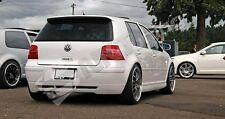 Volkswagen Golf MK4 Rear bumper spoiler ver.1 (1456)