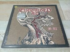 ENTOMBED A.D. DEAD DAWN 180g LIMITED ED. GOLD GATEFOLD VINYL LP 2016 NEW &SEALED