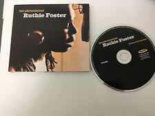 Ruthie Foster - Phenomenal (2008) DIGIPAK CD