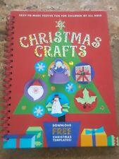 CHRISTMAS CRAFT BOOK - BRAND NEW