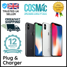 Apple iPhone X (iPhone 10) 64GB 256GB All Colours Unlocked Smartphone Xmas Offer