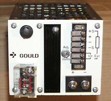 Gould Power Supply, 5 Volts dc, 20 Amps, Model MG 5-20B, Fully Load Tested, Nice