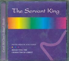 Carol Mcclure - The Servant King Instrumental Solo Harp (Angel Musik) Cd Mint