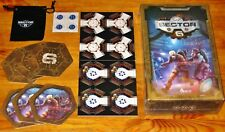 SECTOR 6 Game Kickstarter EXCLUSIVES+STRETCH GOALS NEW/FREE SHIPPING/SHIPS INT'L