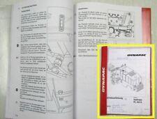 Dynapac PL350S Kaltfräse Betriebsanleitung Bedienungsanleitung 2001