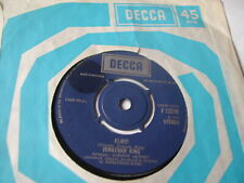"JONATHAN KING - FLIRT - DECCA 7"" SINGLE RECORD"