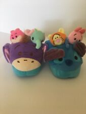 NEW Disney TsumTsum Stompeez Slippers Pops As You Walk Kids S/M 12.5-3 Free Ship