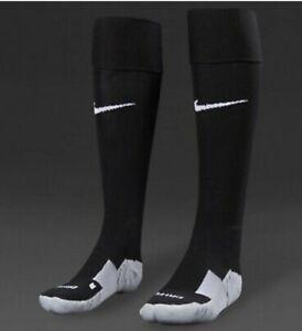 Nike Stadium Performance Cushioned OTC Men's Soccer Socks SX4855-010 Medium(6-8)