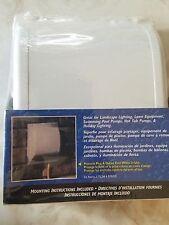 Carlon In-Use Weatherproof Cover White New Sealed Dual Gfci receptacle E9U2Wrn