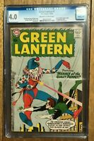 Green Lantern #1 CGC 4.0 - 1st App Guardians Of The Universe  GL - Origin Retold