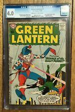Green Lantern #1 CGC 4.0 - 1st App Guardians Of The Universe  GL - Origin Retold