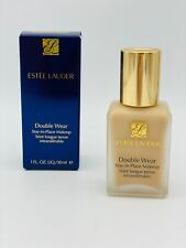 Estee Lauder Double Wear Stay in Place Makeup 2C0 Cool Vanilla 1 oz Nib