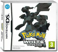 Pokemon: White Version (Nintendo DS, 2011) - European Version