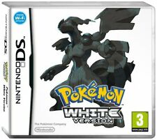 POKEMON: BIANCA VERSIONE (Nintendo DS, 2011) - versione Europea