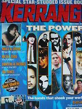 Kerrang 800 - Incubus - Pantera - Limp Bizkit