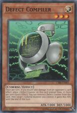 Yugioh CIBR-EN001 Defect Compiler Unlimited Common Card