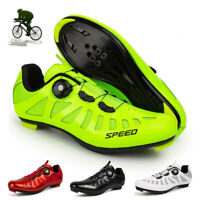 Cycling Shoes Men Self-locking Racing Road Bike Shoes Outdoor Bicycle Sneakers