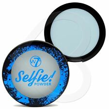 W7 SELFIE POWDER TRANSLUCENT MATTE SETTING BRIGHTENING COMPACT