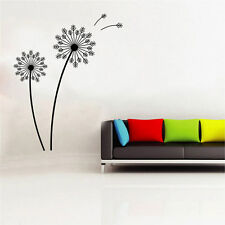 Flower Floral Wall Art Sticker Art Room Décor Vintage Shabby Chic