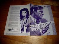 IFB 7229 Vollmacht für Jack Clifton   KEN CLARK+MARGARET LEE