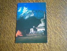 Postcard bhim ratna Harsha ratna hotel crystal kthmandu nepal