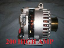 Ford Windstar 3.8L 200 HIGH AMP NEW HD ALTERNATOR 2003-2002 2001 2000 1999