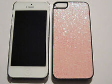 Pink Fashion Glitter iPhone 5 5s DIAMOND BLING Designer Glitter Luxury Full Case