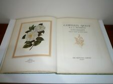 CAMELLIA QUEST BY E.G. WATERHOUSE LIMITED EDITION 251/500 SIGNED BY 3 AUTHORS