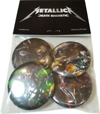 Metallica / 2012 Death Magnetic Tour Official Pin Badge