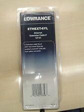 LOWRANCE 000-0127-51 ETHEXT-6YL 6' ETHERNET EXTENSION CABLE GEN3 units