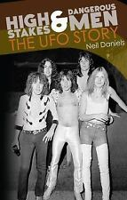 High Stakes & Dangerous Men: The UFO Story, Music, Rock and Roll, Printed Books,