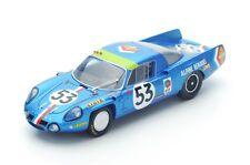"""Alpine A210 #53 Wollek-Ethuin """"Le Mans"""" 1968 (Spark 1:43 / S4374)"""