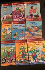 Leapfrog Tag / LeapReader lot of 9 books