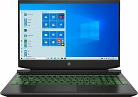 "HP 15-EC0013DX 15.6"" Gaming Laptop AMD Ryzen 5 3550H 8GB DDR4-2400 RAM 256GB SSD"