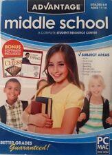 ADVANTAGE MIDDLE SCHOOL Grades 6-8   Ages 11-14
