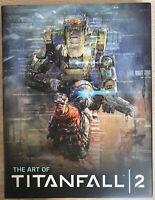 The Art of Titanfall 2 Artbook Neuwertig Like New 3D Art Concept Mech Artist