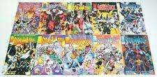 97 Stormwatch comics - wholesale lot  no duplication - image/wildstorm/dc comics