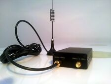 NEW 100KHZ - 1.7GHz all band radio RTL - SDR receiver  + 6M antenna + 9:1 balun