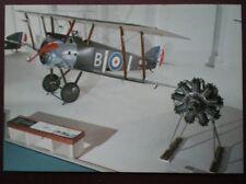 POSTCARD SOPWITH F.1 CAMEL AIRCRAFT