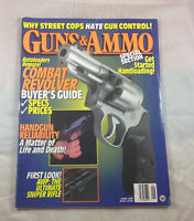 June 1995 Autoloaders Beware  Vintage Guns & Ammo Magazine