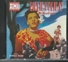 Me Myself and I by Billie Holiday (CD, May-1995, Milan) - LIKE NEW