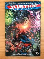 Comics TPB Justice League n° 3 Superman Wonderwoman Batman Lex Luthor
