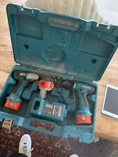 Makita Drill Set With Batteries And Charger