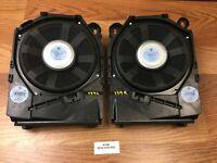 ✅06-13 OEM BMW E90 E92 HiFi Hi-Fi Bass Audio Speaker Speakers Sub Subwoofers SET