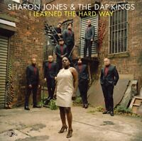 Sharon Jones And The Dap Kings - I Learned The Hard Way [CD]