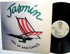 JASMIN Get up and dance LP 1984 Near-MINT Promo