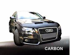 Haubenbra Audi A4 B8 12/2007-13 Audi A5 Car Bra Steinschlagschutz  CARBON