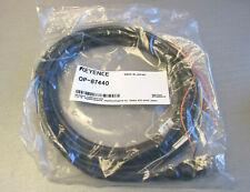 Keyence OP-87440 Vision Sensor Cable