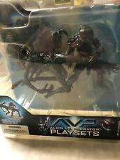 Alien VS Predator Playset Celtic Predator Throws Alien McFarlane.